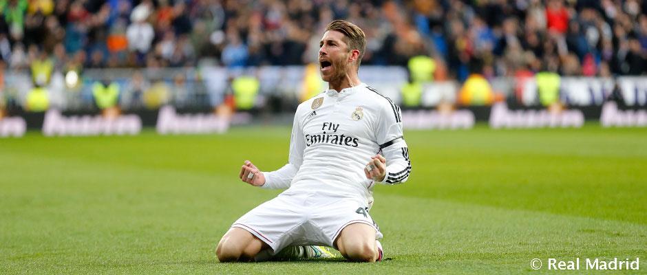 Ramos podpíše v pondelok nový kontrakt