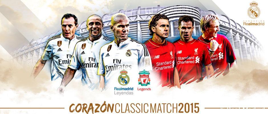 Dnes sa v Corazón Classic Match predstavia títo hráči