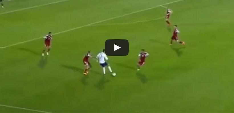 Skvelé Ronaldove kúsky proti Arménsku
