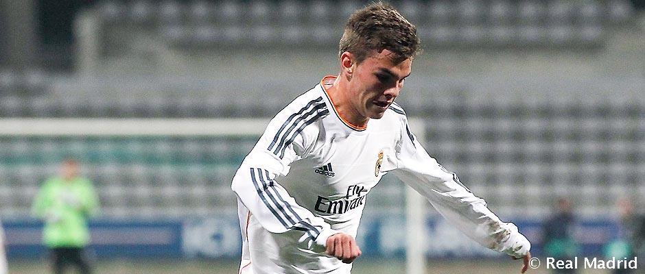 Aleix Febas opúšťa Real Madrid, bude hosťovať v druhej lige