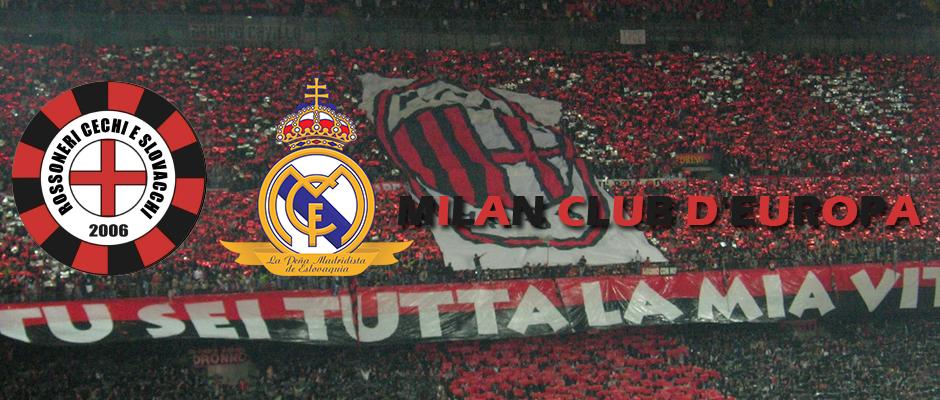 MILAN CLUB D'EUROPA klope na dvere