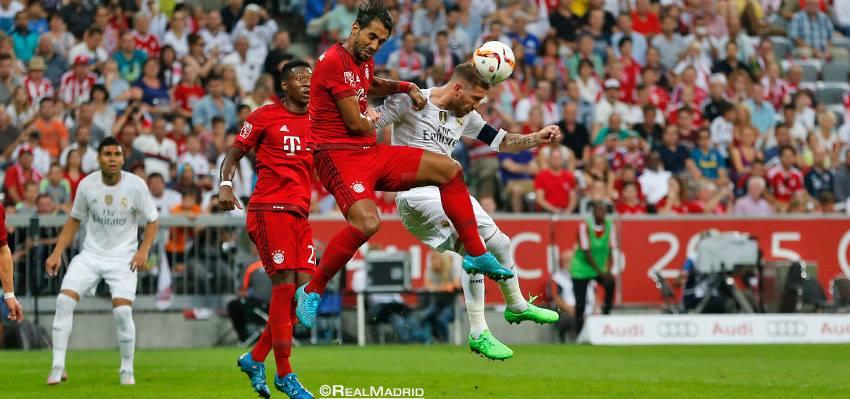 Víťazom AUDI Cup-u Bayern, Real prehral tesne 0-1