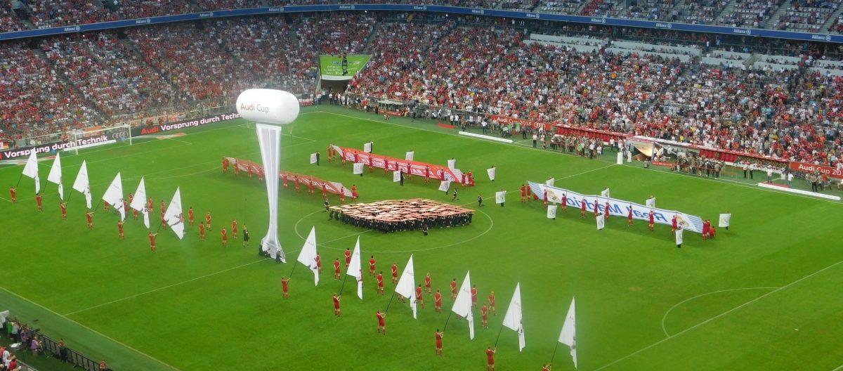 Zájazd s fanklubom na AUDI CUP - finálový deň