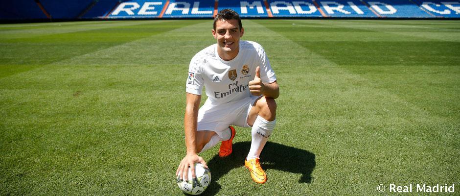 Oficiálne: Real Madrid získal Thibauta Courtoisa, Mateo Kovačič odchádza na hosťovanie