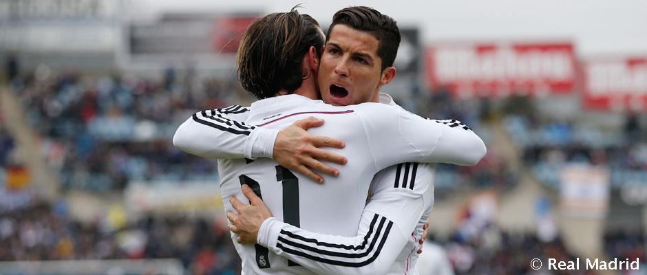 Cristiano bude pripravený na Trofeo Bernabéu