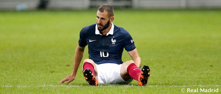 Deschamps reaguje na Zidanove slová o návrate Benzemu do francúzskej reprezentácie