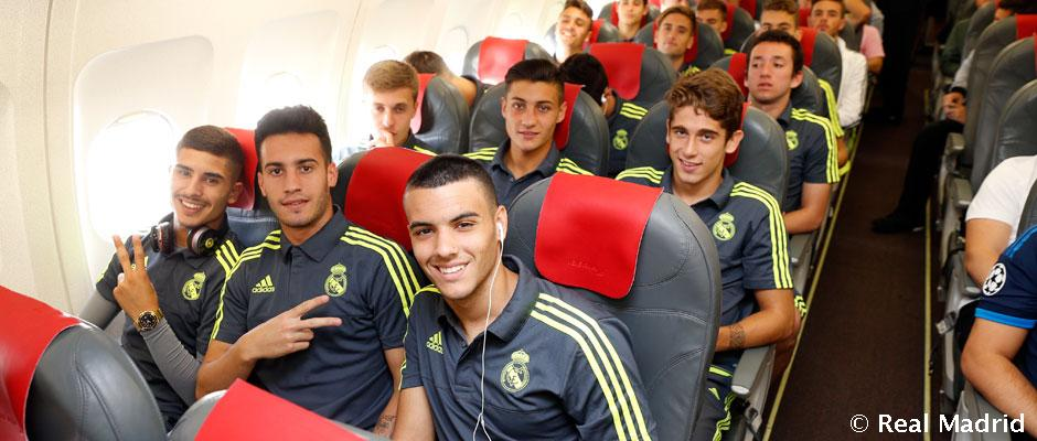 Preview: UEFA Youth League: PSG - Real Madrid