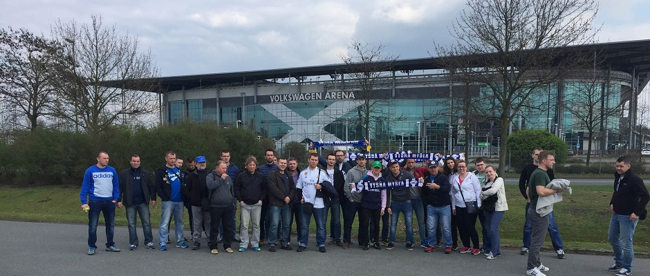 Náš spoločný výjazd do Wolfsburgu