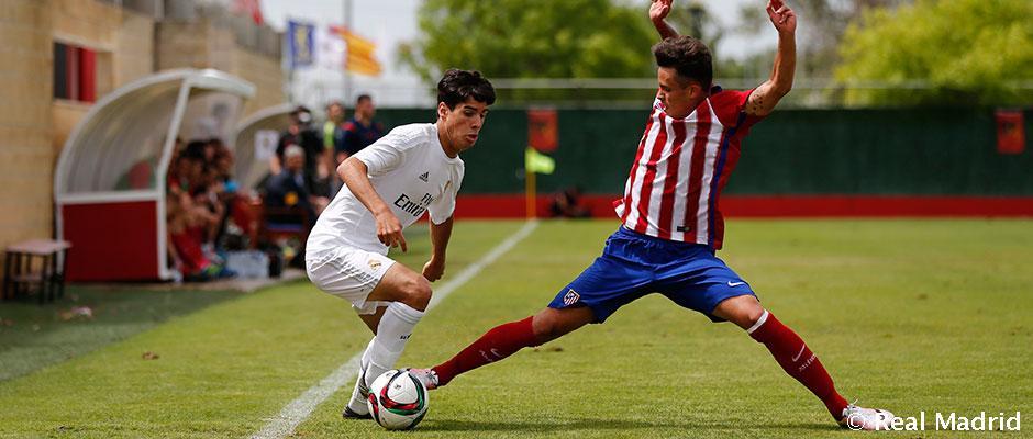 Juvenil prehral vo finále Copa del Rey proti Atléticu
