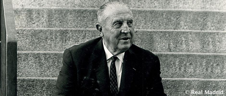Dnes si pripomíname 40 rokov od úmrtia jedného znajvýznamnejších funkcionárov Realu Madrid, Santiaga Bernabéua