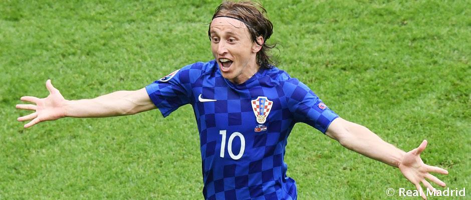 Luka Modrič musí v Chorvátsku čeliť nepríjemnej výzve