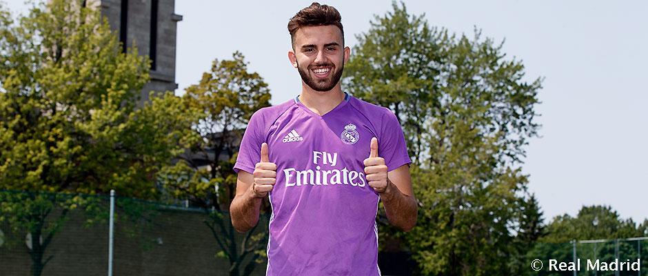 Mayoral verí vo svoju úlohu v Reale Madrid