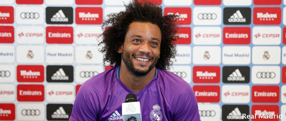 """Marcelo: """"Vinícius Junior? Môže veľa získať, ale aj stratiť"""""""