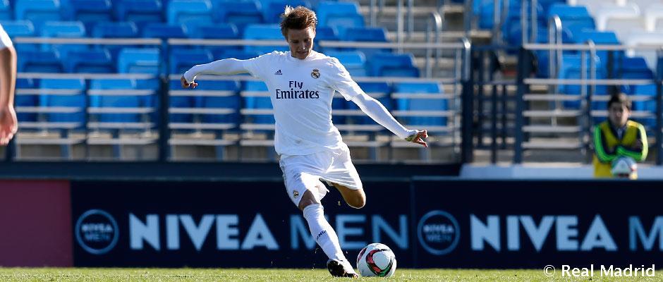 Real Madrid môže v júni stiahnuť z hosťovania Martina Odegaarda