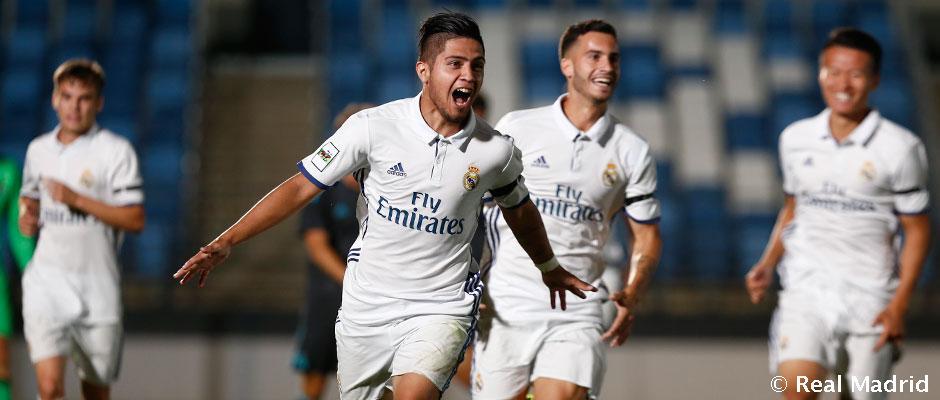 Castilla predviedla v prvom kole skvelý obrat, hviezdou bola nová posila Sergio Díaz
