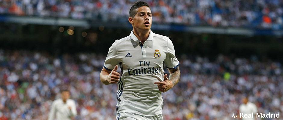 Po sobote premýšľa James len nad Realom Madrid