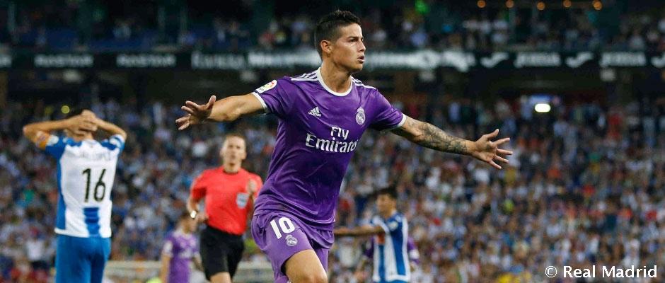 Bayern odmietne možnosť odkúpenia Jamesa Rodrigueza