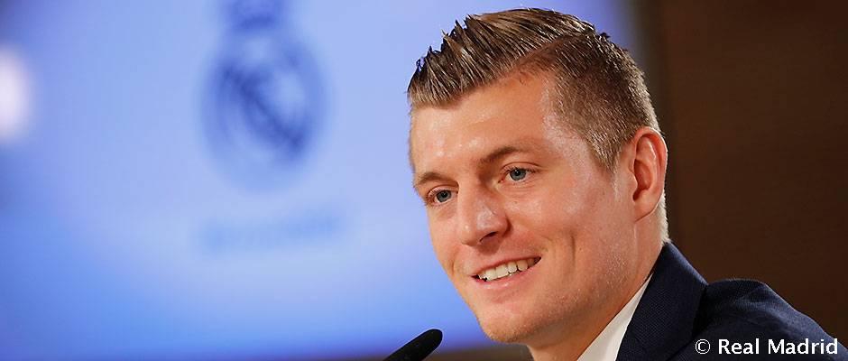 Manchester City má záujem o Toniho Kroosa