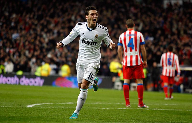 Mesut Ozil čelí Realu Madrid prvýkrát od odchodu do Arsenalu
