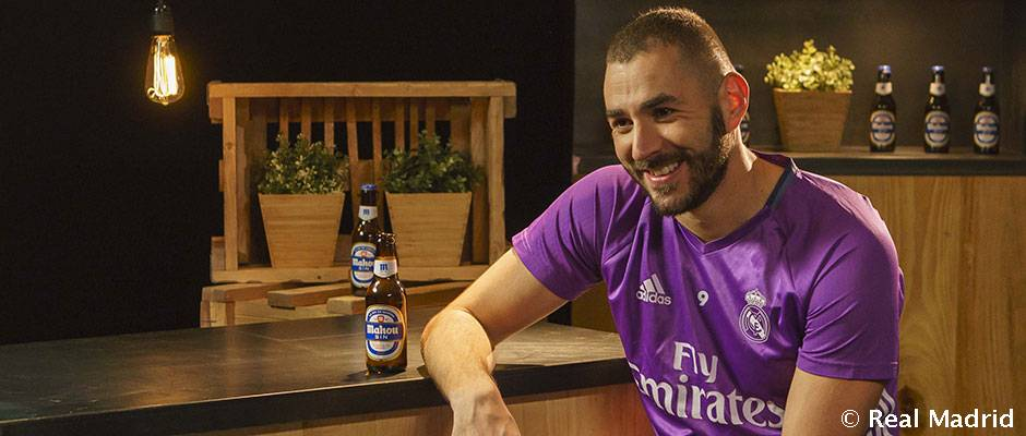 """Benzema: """"Mojím snom je pokračovať vo vyhrávaní titulov s Realom Madrid"""""""