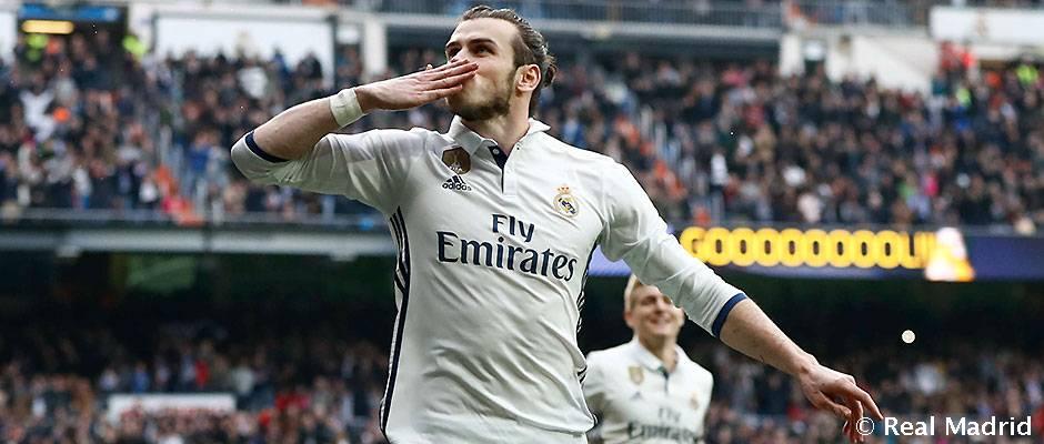 Gareth Bale je v Madride veľmi šťastný a nikam nechce odchádzať