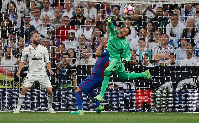 Real Madrid nemá na Nou Campe zlé štatistky, kraľuje Keylor Navas