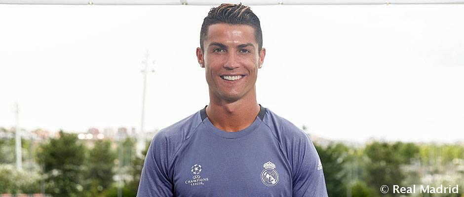 Ronaldo investuje do technológií a vytvára značku 7EGEND
