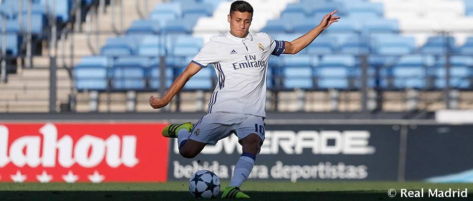 Real Madrid si poistil mladú hviezdičku, ktorú chceli ďalšie európske veľkokluby