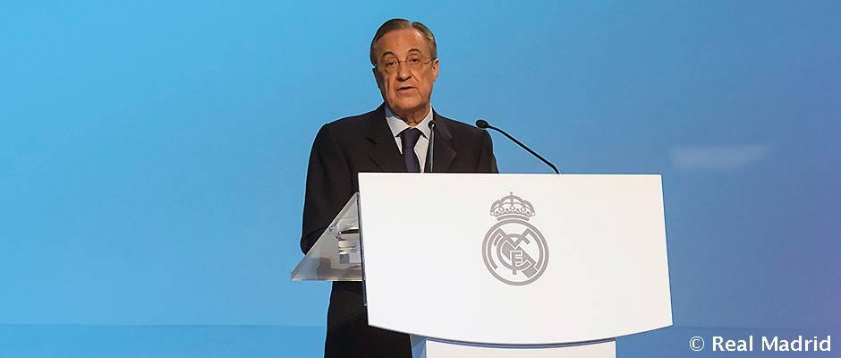 Peréz sa rozplýval nad výhrou Realu Madrid v La Liga Promises: