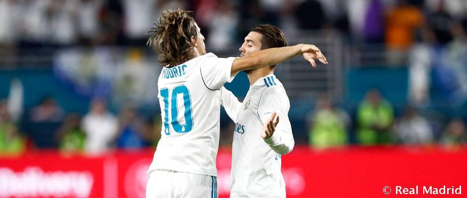 NOMINÁCIA: Real Madrid - Tottenham