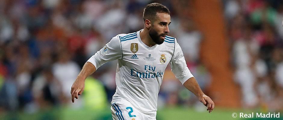 Madrid nebude požadovať náhradu za Carvajala