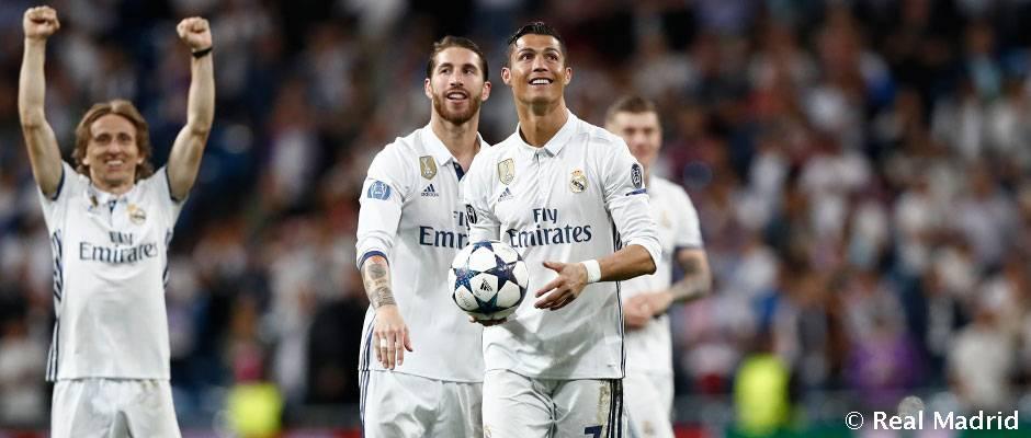Najlepšiu XI za rok 2017 v podaní webu UEFA.com ovládli hráči Realu