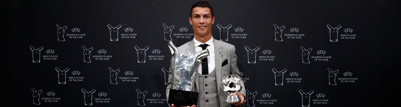 Cristiano Ronaldo víťazom ankety ''The Best''!