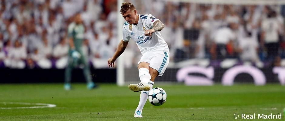 NOMINÁCIA: Borussia Dortmund - Real Madrid