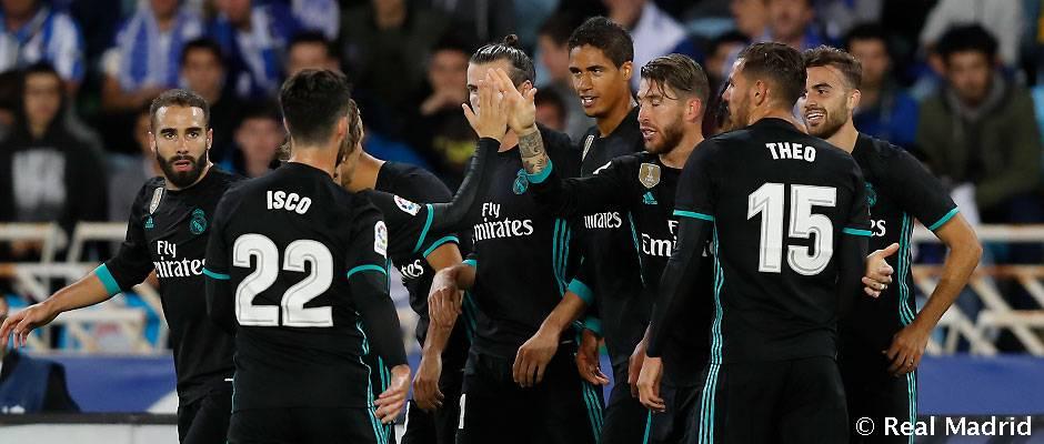 Priaznivý program Realu Madrid v mesiaci október