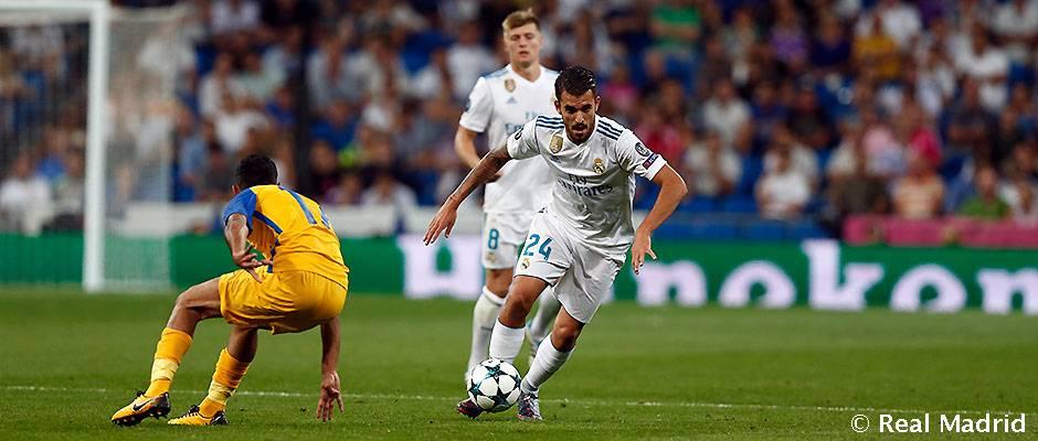 Základná zostava: Athletic Bilbao - Real Madrid