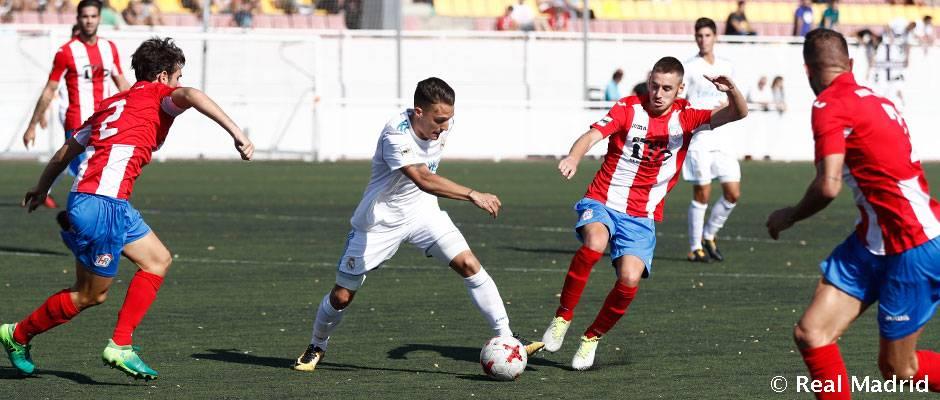 Report: Navalcarnero 2-1 Real Madrid Castilla