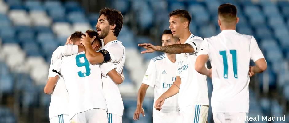 Preview: Real Madrid Castilla - Guijuelo