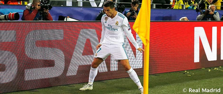 Ronaldova oslava vznikla počas priateľského zápasu Realu Madrid s Chelsea