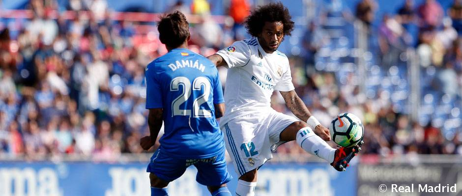 """Marcelo: """"Každé mužstvo, ktoré hrá proti Madridu, má extra motiváciu"""