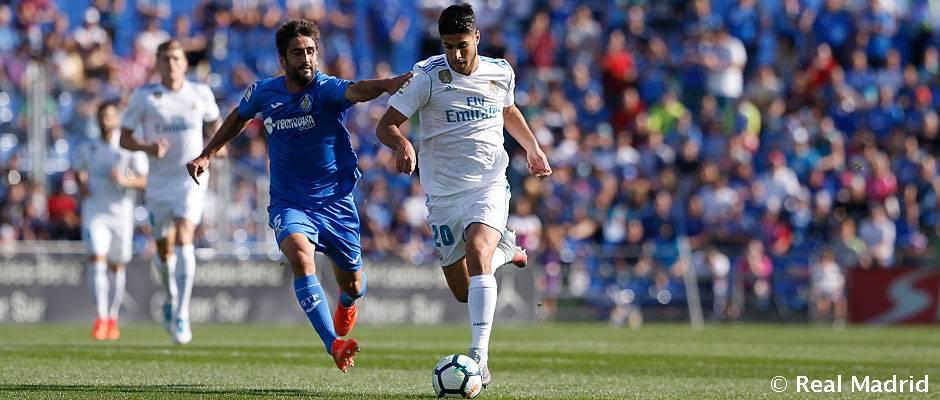 Asensio odohral 50. zápas za Real Madrid