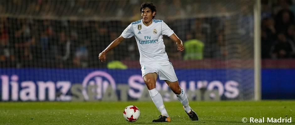 Základná zostava: Real Madrid - Melilla