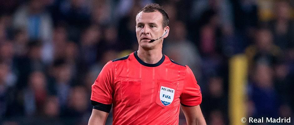 Zápas s Dortmundom bude rozhodovať český arbiter