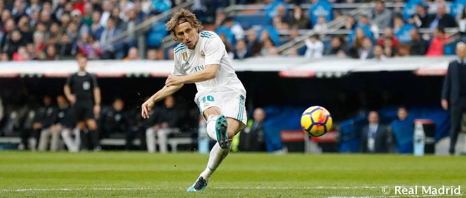 Ballon d'Or získal Luka Modrić!