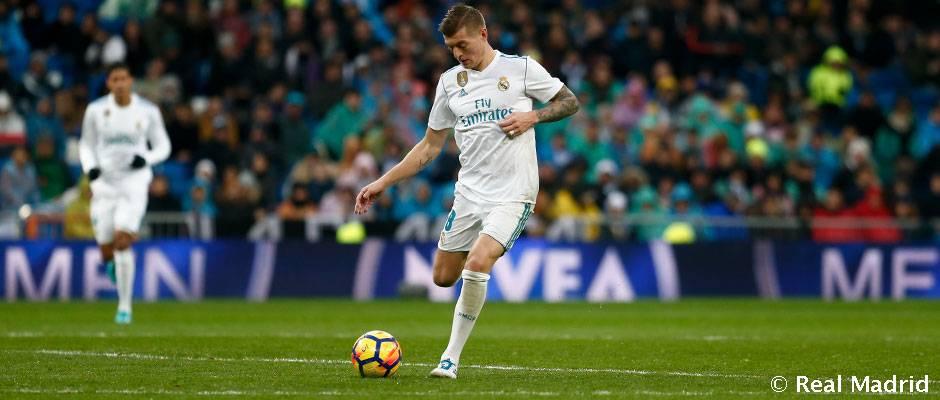 Tím Realu Madrid najpresnejší v španielskej lige