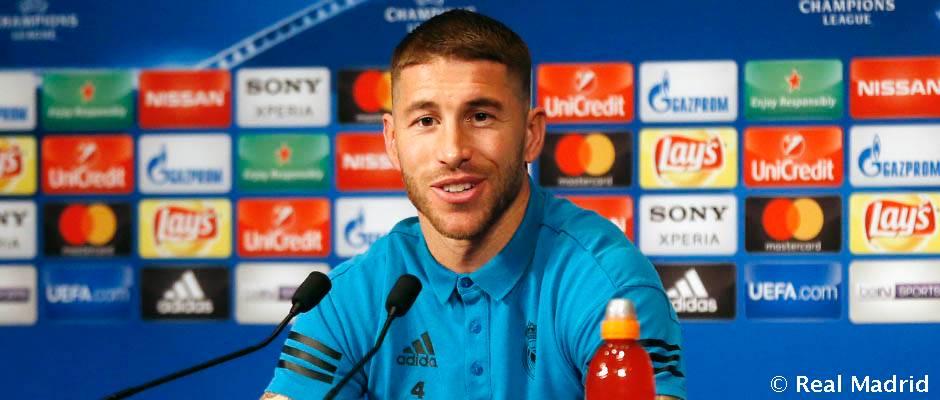 """Ramos: """"Tretie víťazstvo v Lige majstrov by značilo, že Real definoval celú éru"""""""