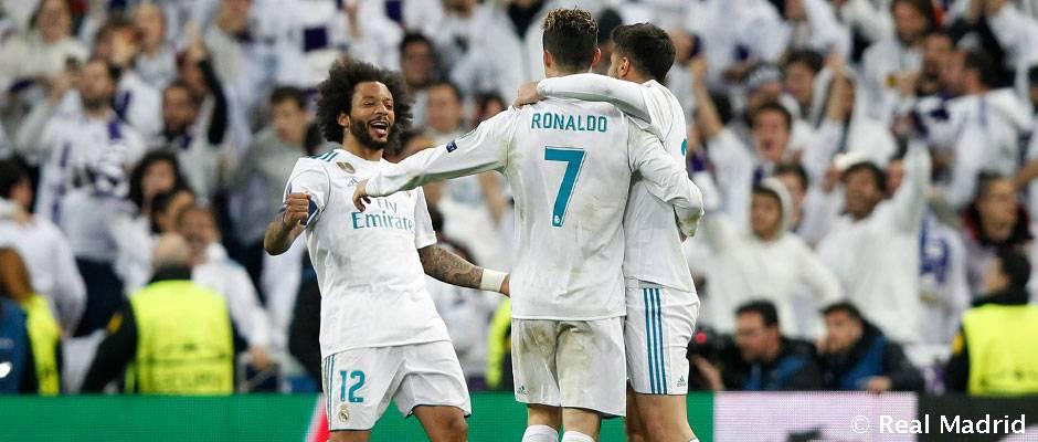 Real Madrid postúpil do semifinále Ligy majstrov ôsmy raz vrade