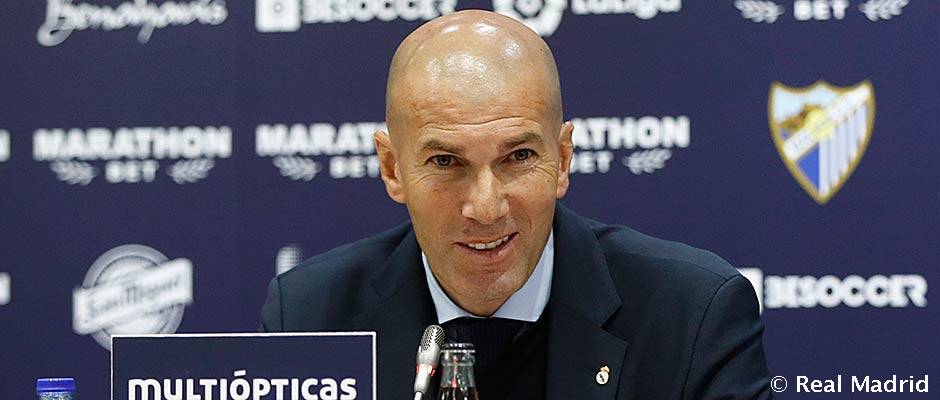 """Zidane: """"Karim sa nikdy nevzdá"""""""