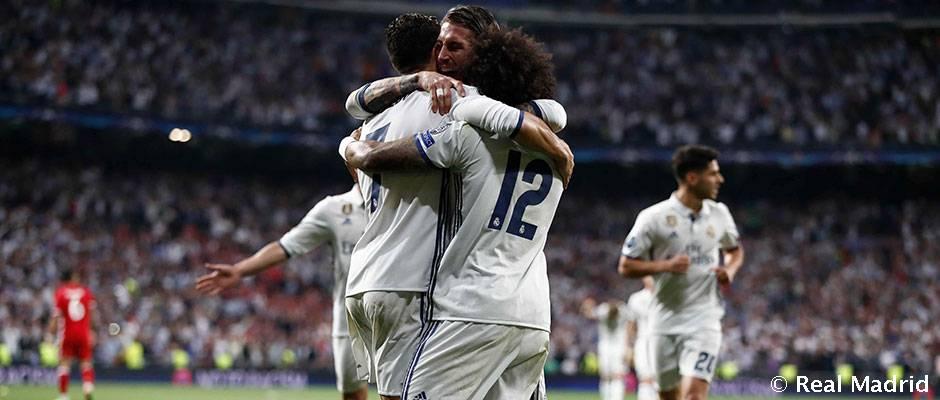 Real Madrid vyhral proti Bayernu posledných 5 zápasov