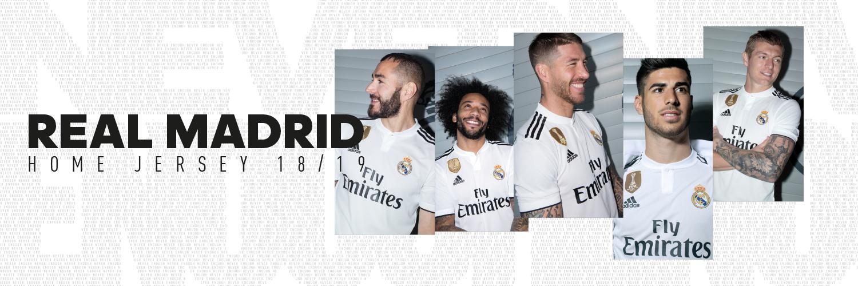 Nové dresy pre sezónu 2018/19 sú oficiálne známe